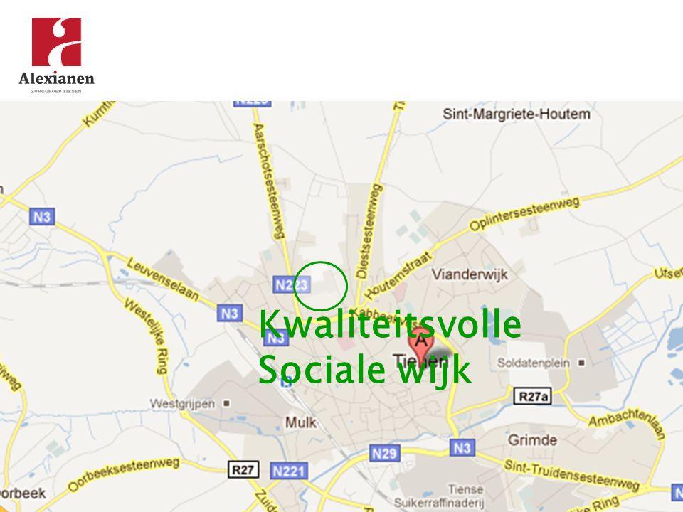 Kwaliteitsvolle Sociale wijk
