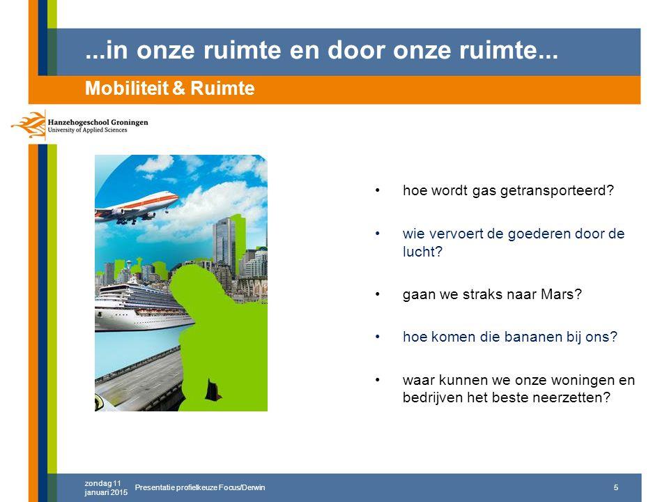 ...in onze ruimte en door onze ruimte... hoe wordt gas getransporteerd.