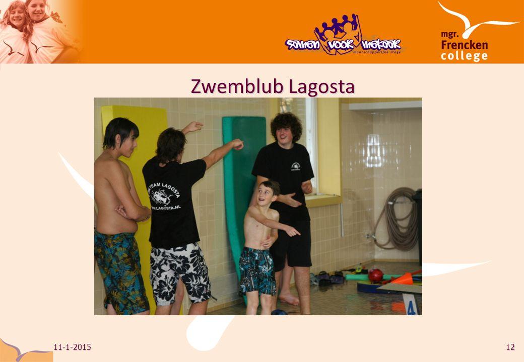 Zwemblub Lagosta 11-1-201512