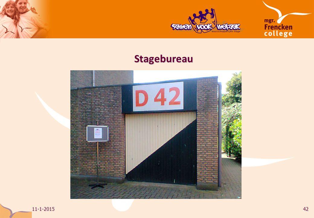 Stagebureau 11-1-201542