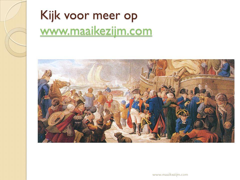 Kijk voor meer op www.maaikezijm.com www.maaikezijm.com