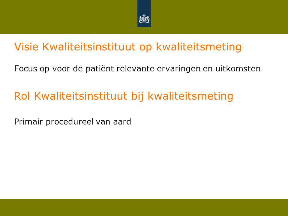 4 Organisatie Zorginstituut Nederland