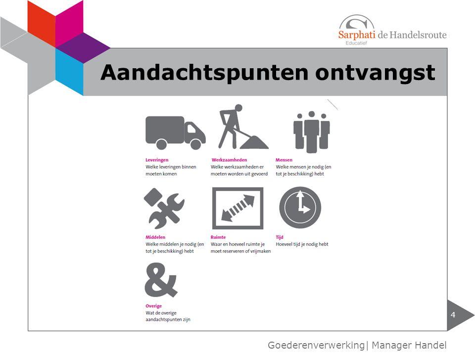 Achterdeurprocedure: Maatregelen waardoor de veiligheid van medewerkers wordt gewaarborgd tijdens het lossen.