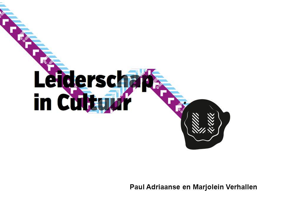 Paul Adriaanse en Marjolein Verhallen