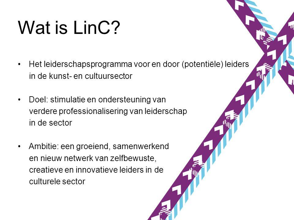 Wat is LinC.