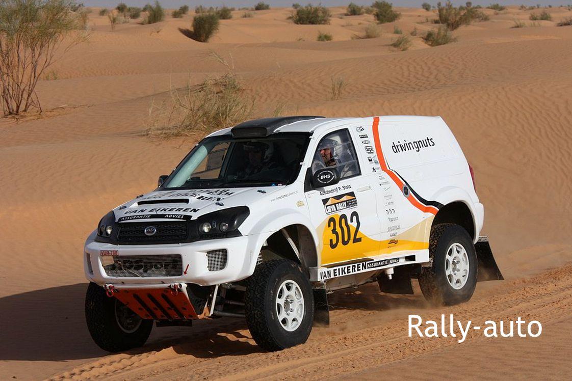 Rally-auto