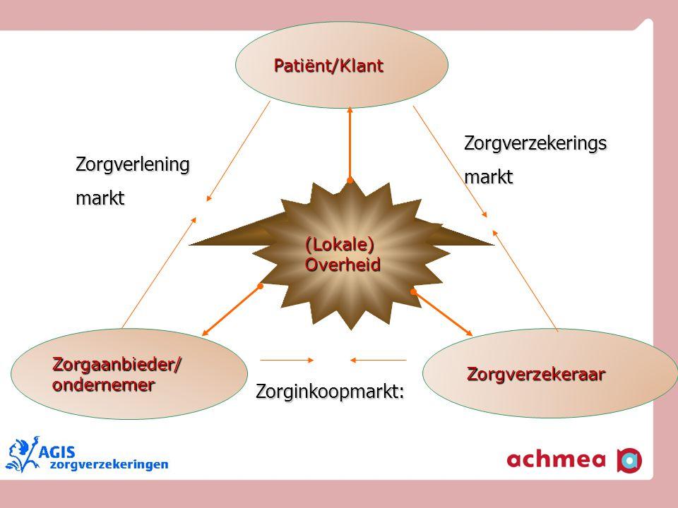 Achmea heeft Convenanten met Utrecht Amsterdam Almere Amersfoort Divisie Zorg en Gezondheid 24