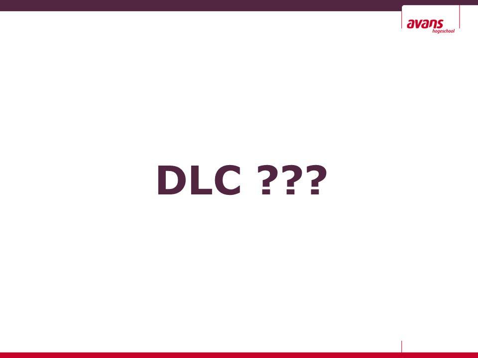 DLC ???