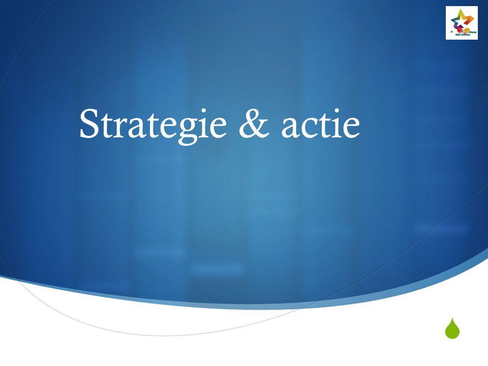  Strategie & actie