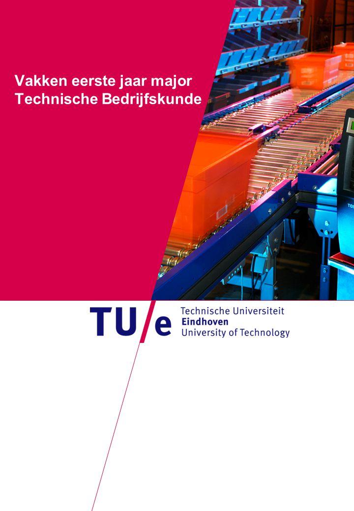 TU/e Bachelor College De Technische Universiteit Eindhoven (TU/e) bundelt haar bacheloronderwijs in het Bachelor College.