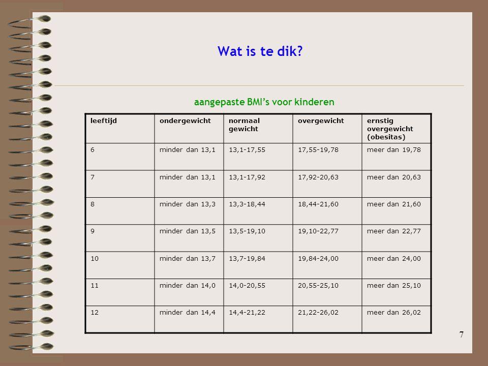 18 Slijtage van het gebit Adviezen om tanderosie te voorkomen Eet en drink minder vaak zure producten.