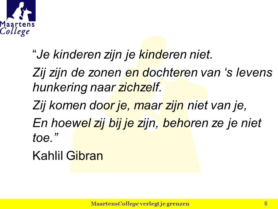 Decanaat Tweede Fase, havo Wendy van Dijken –docent Nederlands –W.e.van.dijken@maartens.nl –V4, V5 en V6