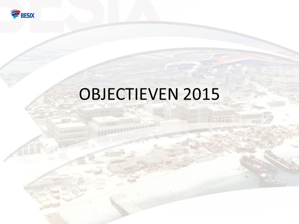 OBJECTIEVEN 2015
