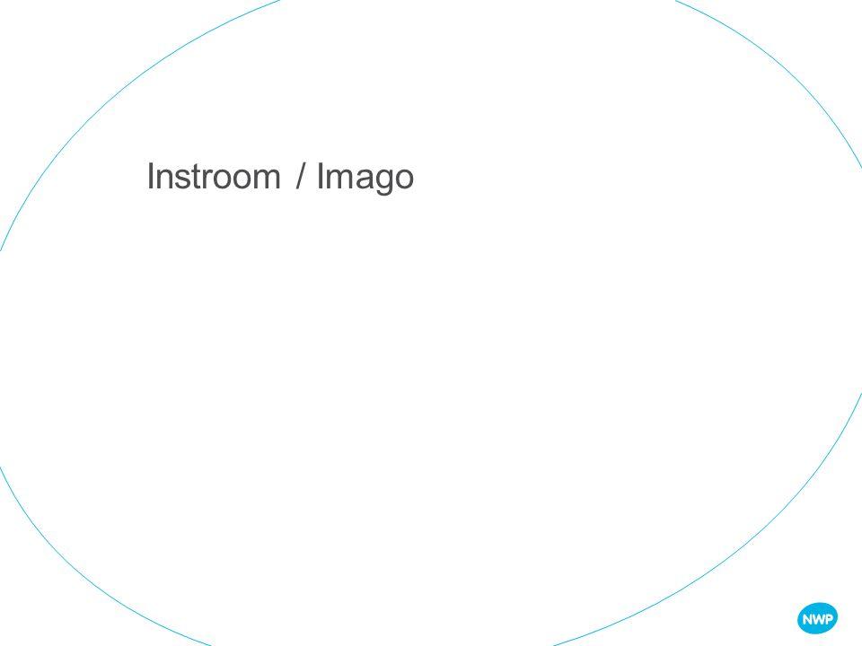 Instroom / Imago