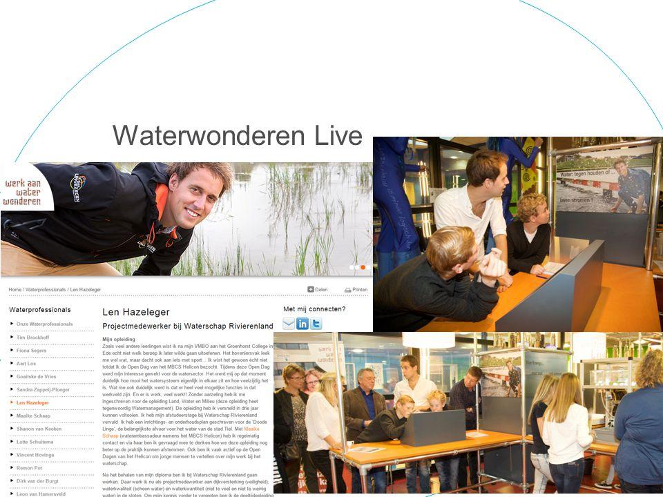 Waterwonderen Live