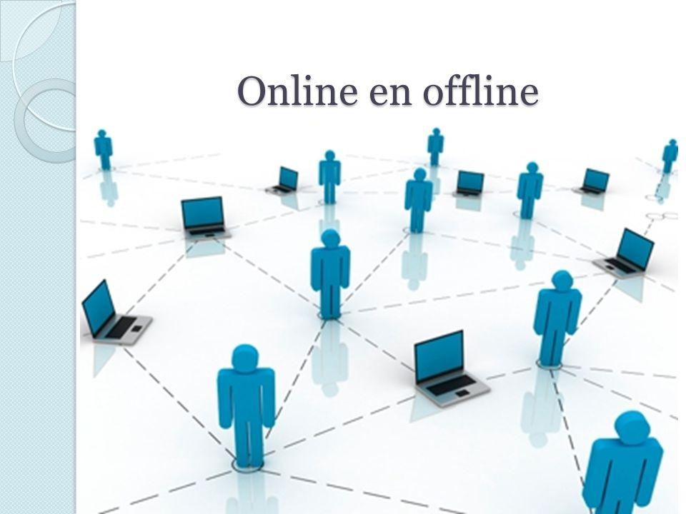 Online en offline