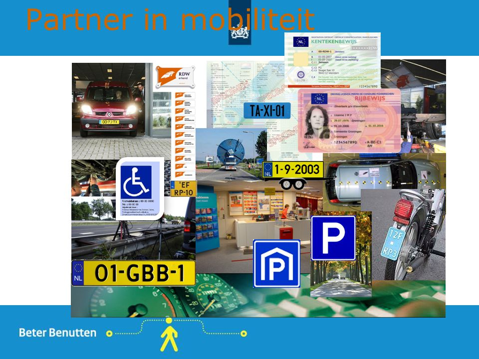 Partner in mobiliteit