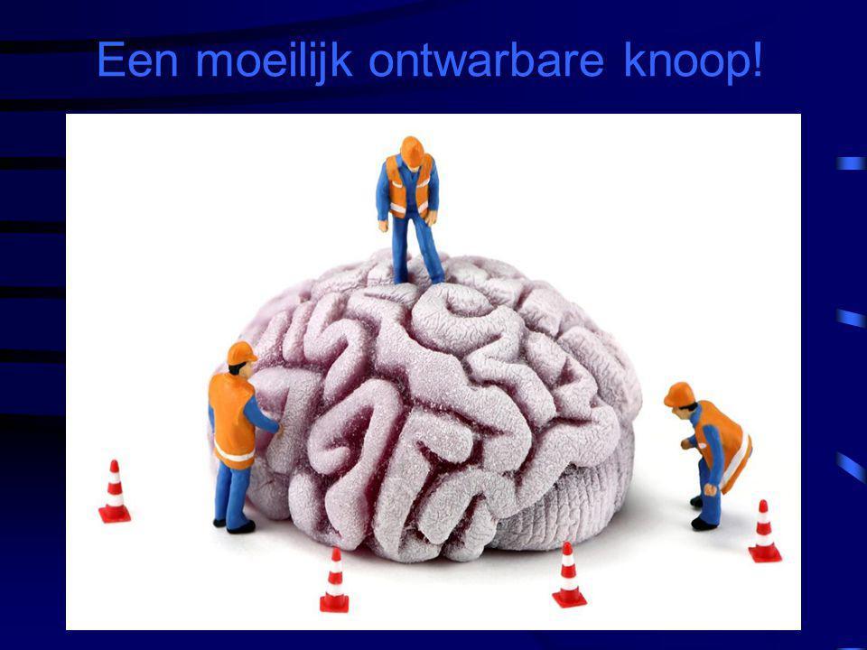 Symptoombestrijding door SSRI Psycho-educatie patiënt en echtgenote Cognitieve training Begeleiding bij reïntegratie (belastingscontingent) Overleg bedrijfsarts AJW ter Mors, psychiater NAH, GGZ Oost Brabant, Huize Padua Beleid: