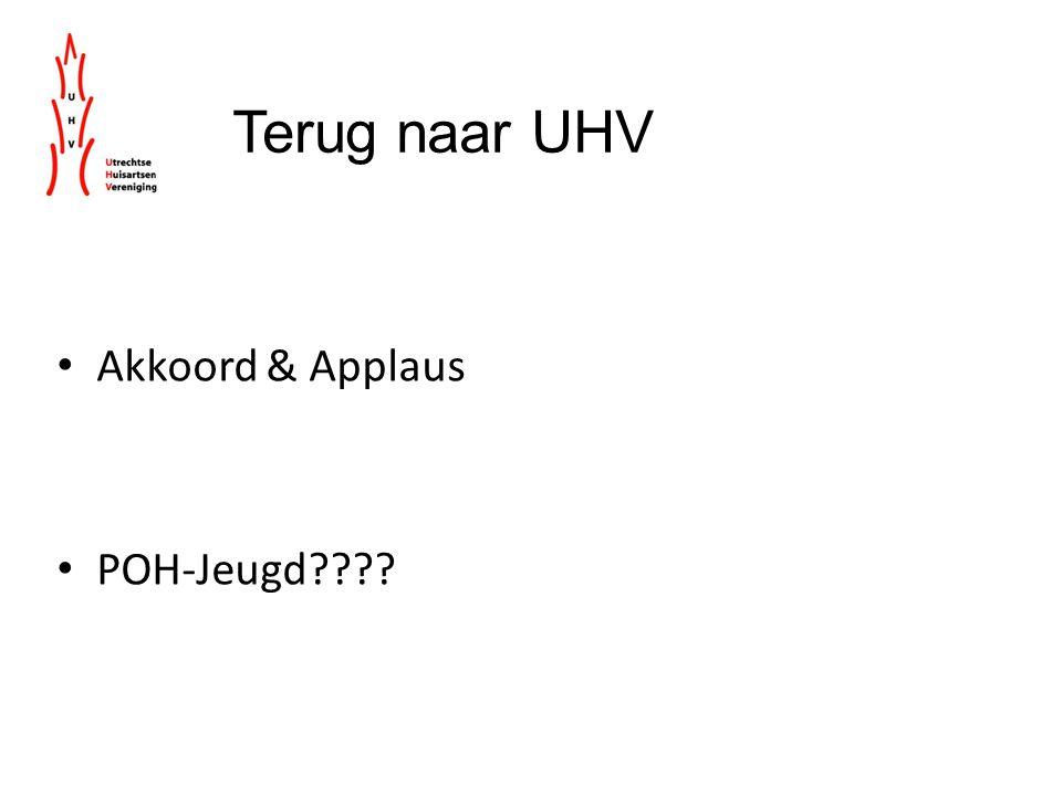 Terug naar UHV Akkoord & Applaus POH-Jeugd