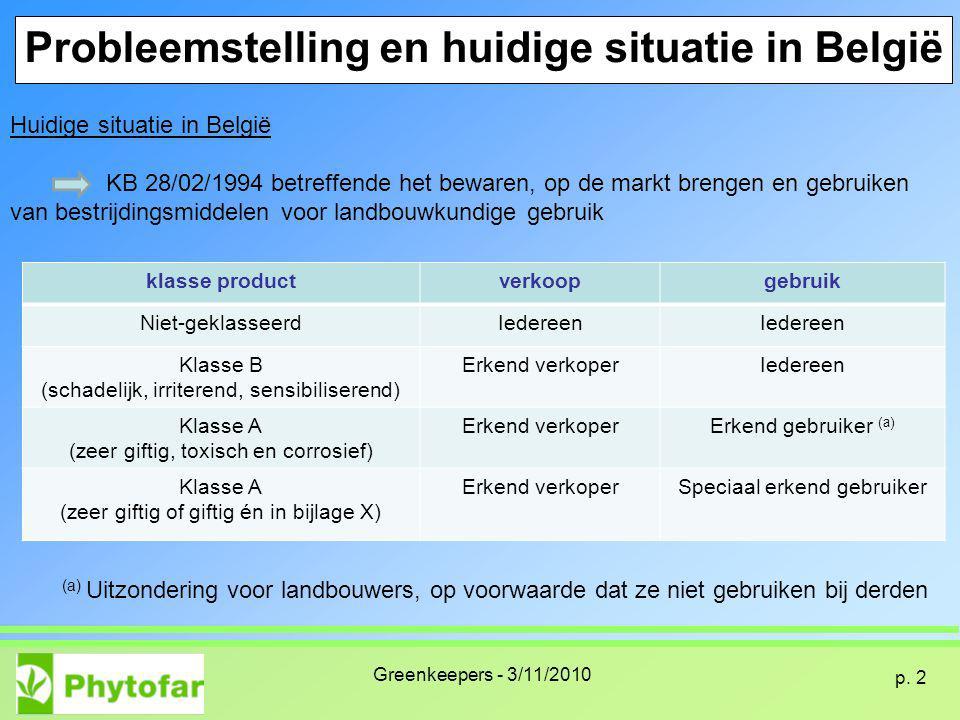 Greenkeepers - 3/11/2010 p.