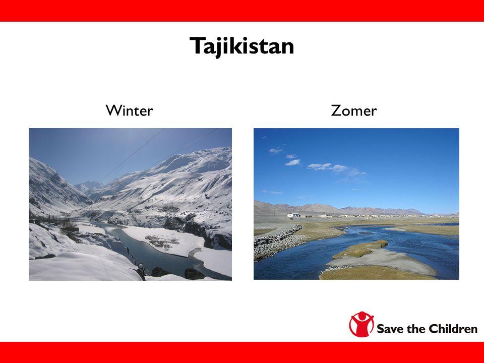 WinterZomer Tajikistan