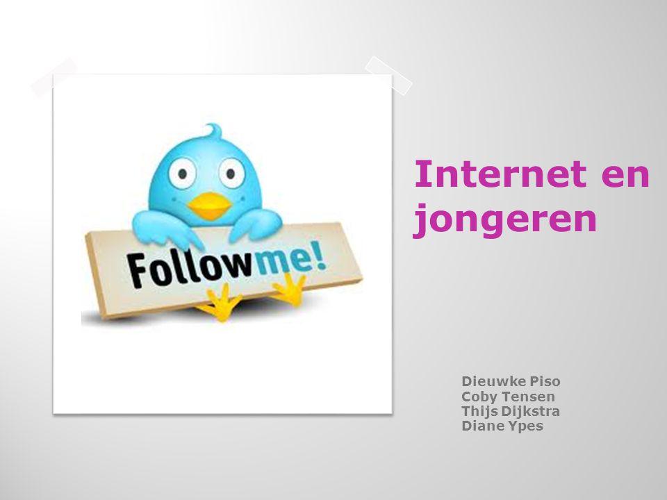Internet en jongeren Dieuwke Piso Coby Tensen Thijs Dijkstra Diane Ypes