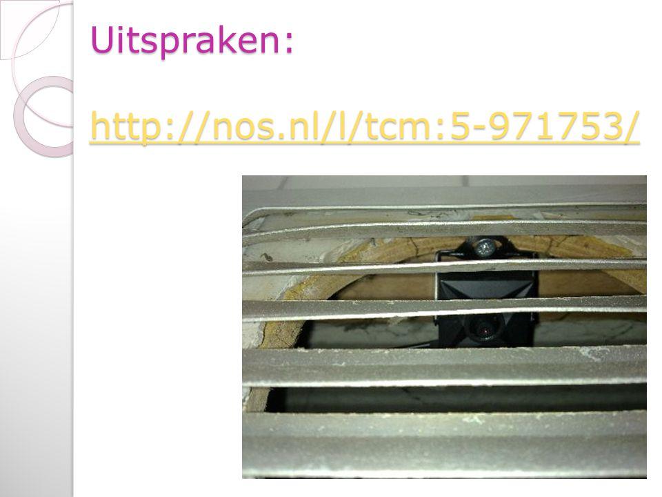 Uitspraken: http://nos.nl/l/tcm:5-971753/ http://nos.nl/l/tcm:5-971753/