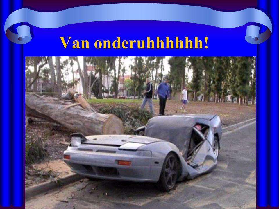 Hardwerkende politie!