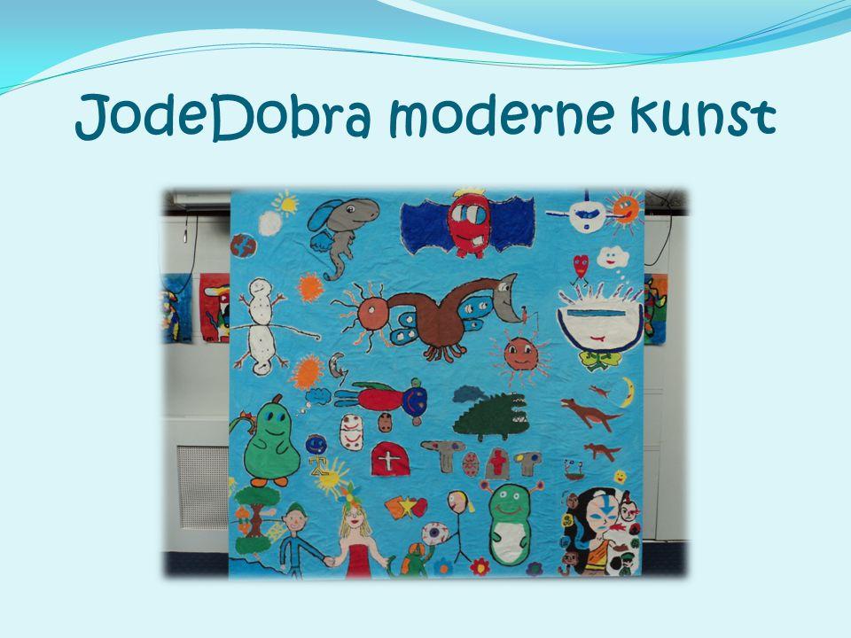 JodeDobra moderne kunst