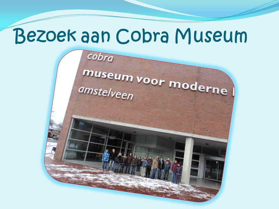 Bezoek aan Cobra Museum