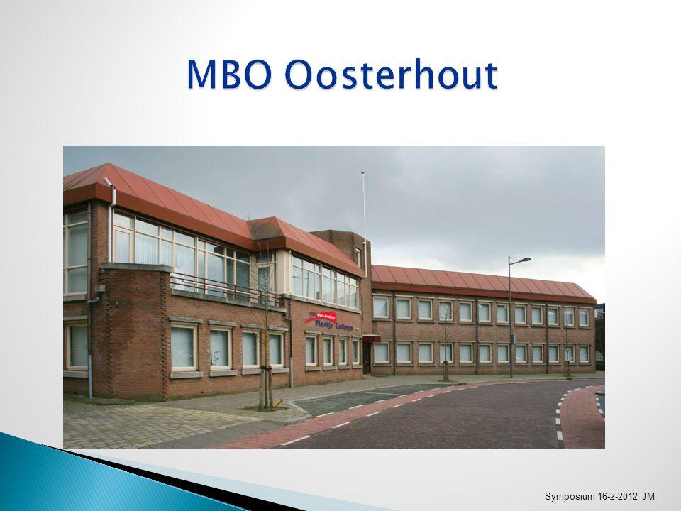  Informatie  Lesprogramma  Lesmateriaal  Archief  Voortgang MBO Oosterhout Symposium 16-2-2012 JM