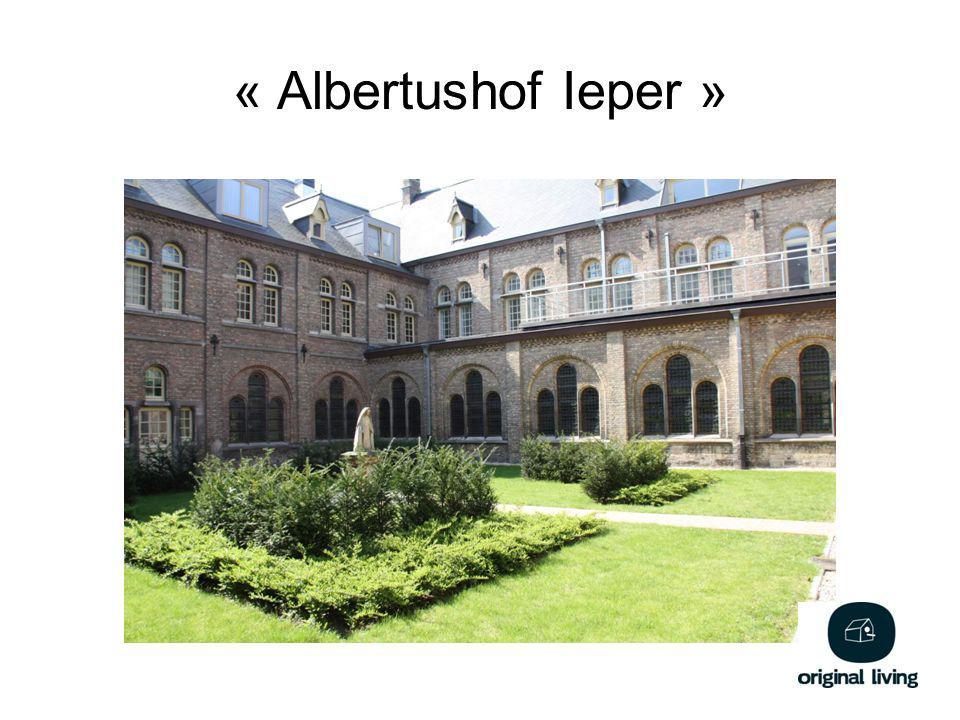 « Albertushof Ieper »
