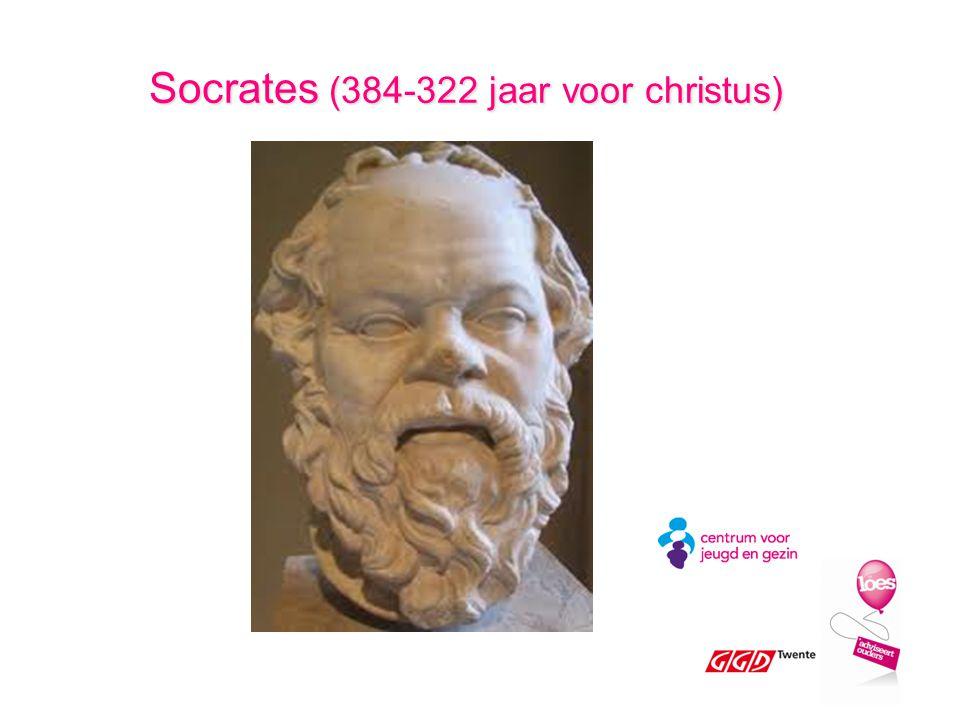 Socrates (384-322 jaar voor christus)
