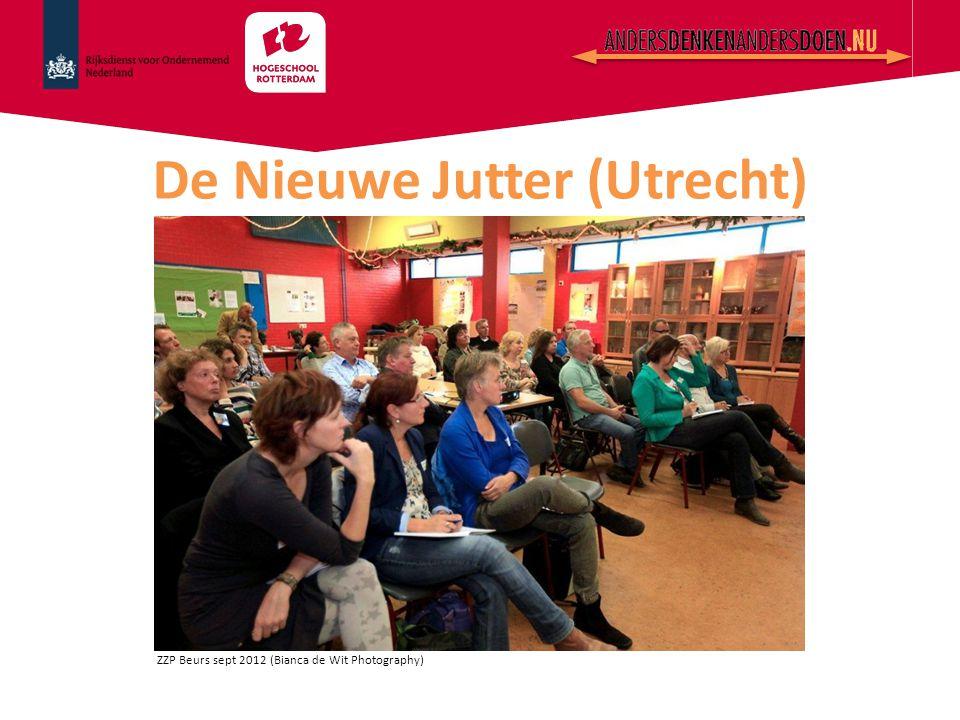 De Nieuwe Jutter (Utrecht) ZZP Beurs sept 2012 (Bianca de Wit Photography)