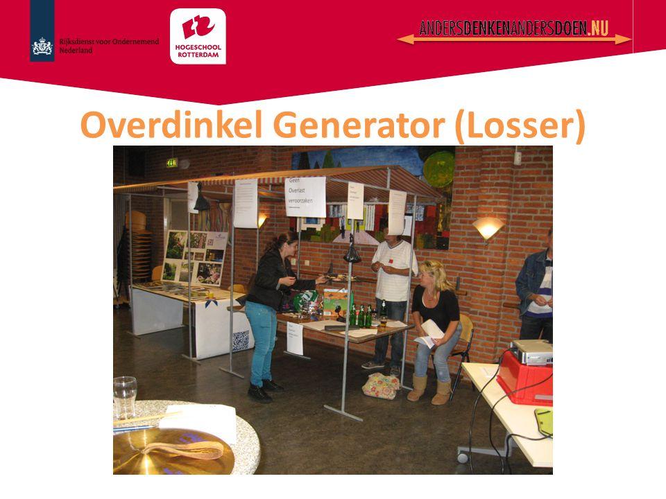 Overdinkel Generator (Losser)
