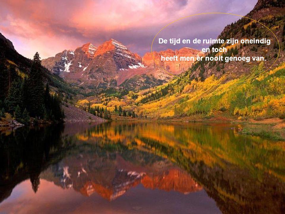 Het leven is als een regenboog: deze heeft zowel regen als zon nodig voor zijn kleuren.