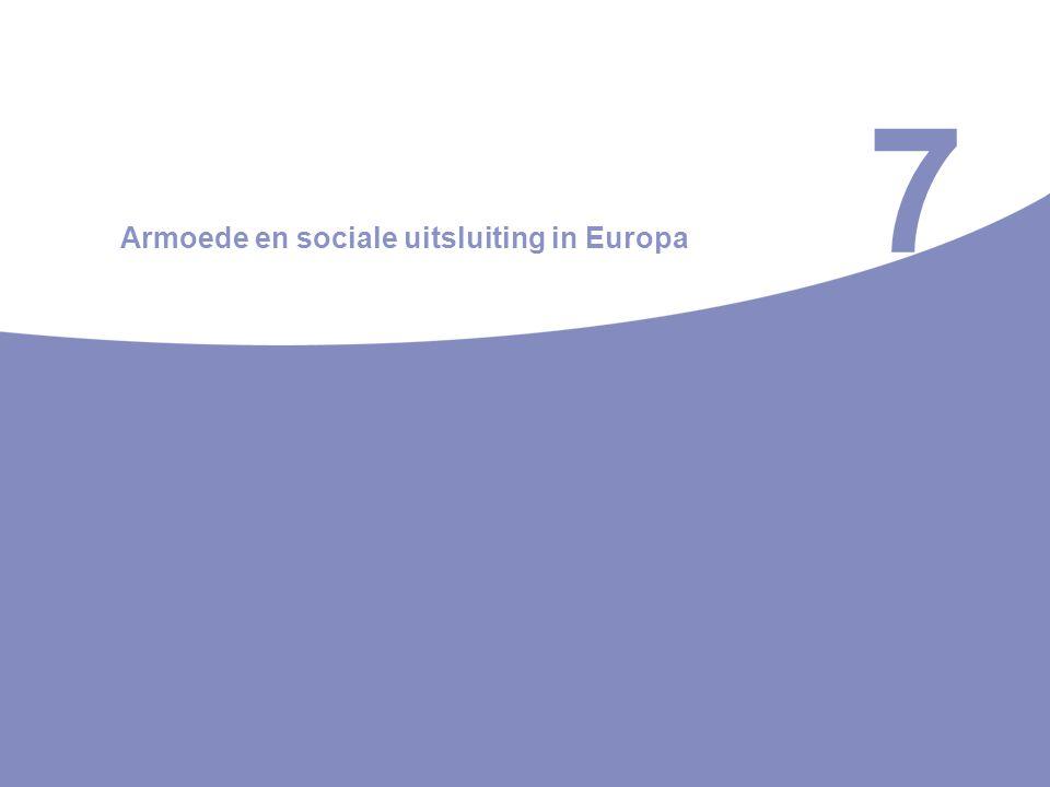 7 Armoede en sociale uitsluiting in Europa