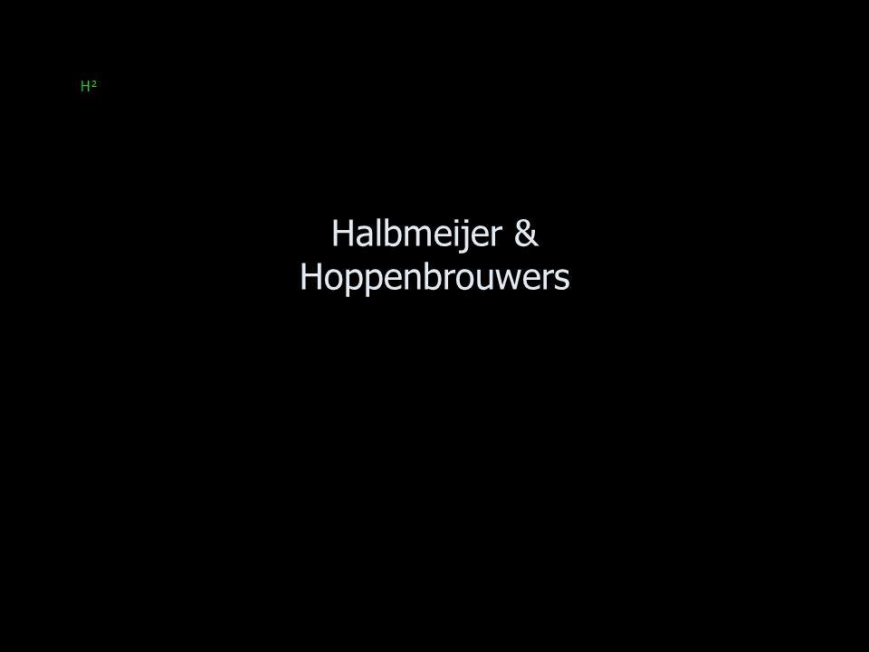 Halbmeijer & Hoppenbrouwers H²
