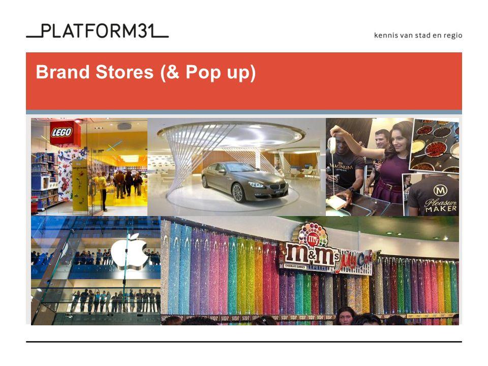 Brand Stores (& Pop up)