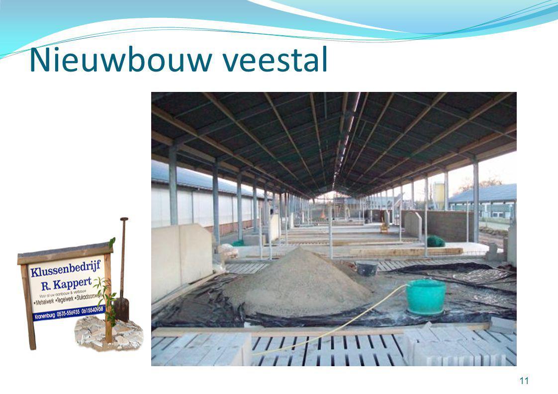 Nieuwbouw veestal 11
