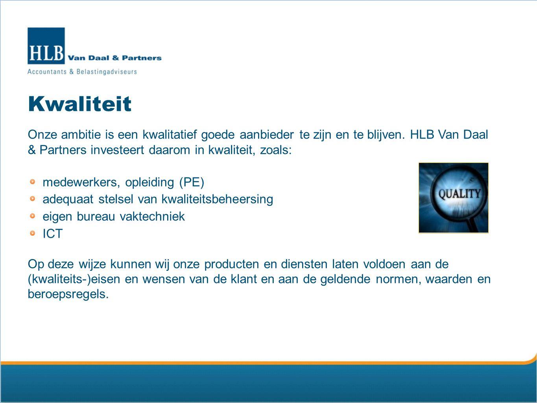 Vergunning AFM HLB Van Daal & Partners behoort tot de dertien accountantskantoren in Nederland met de meest uitgebreide AFM-vergunning, die accountants- controles mogen uitvoeren voor beursgenoteerde ondernemingen en grote rijksinstellingen.