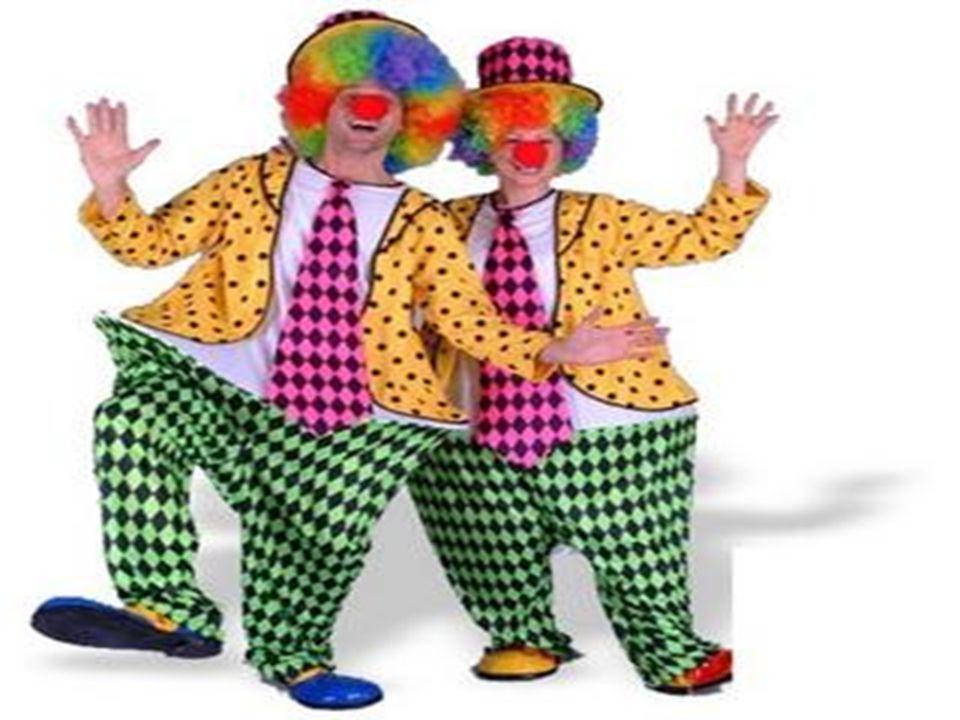 22 April Vandaag verandert de chiro in een echt circus.