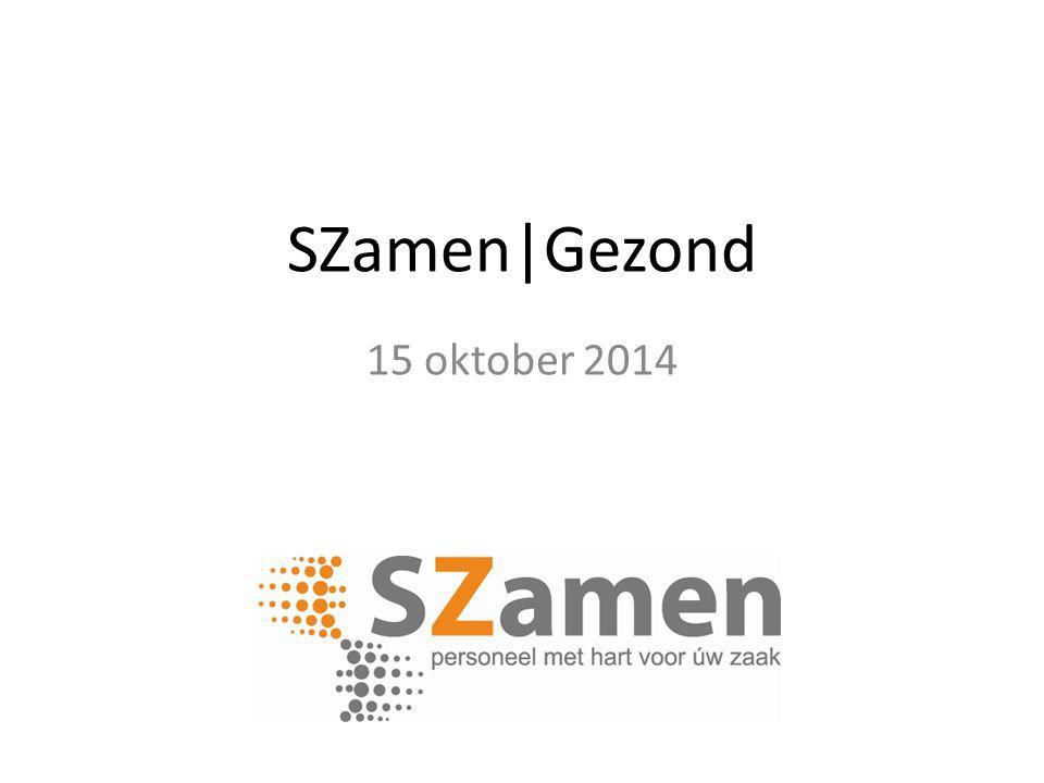 Sprekers Rob Veen Bedrijfsarts Joram van Geresteijn HR adviseur/verzuimspecialist