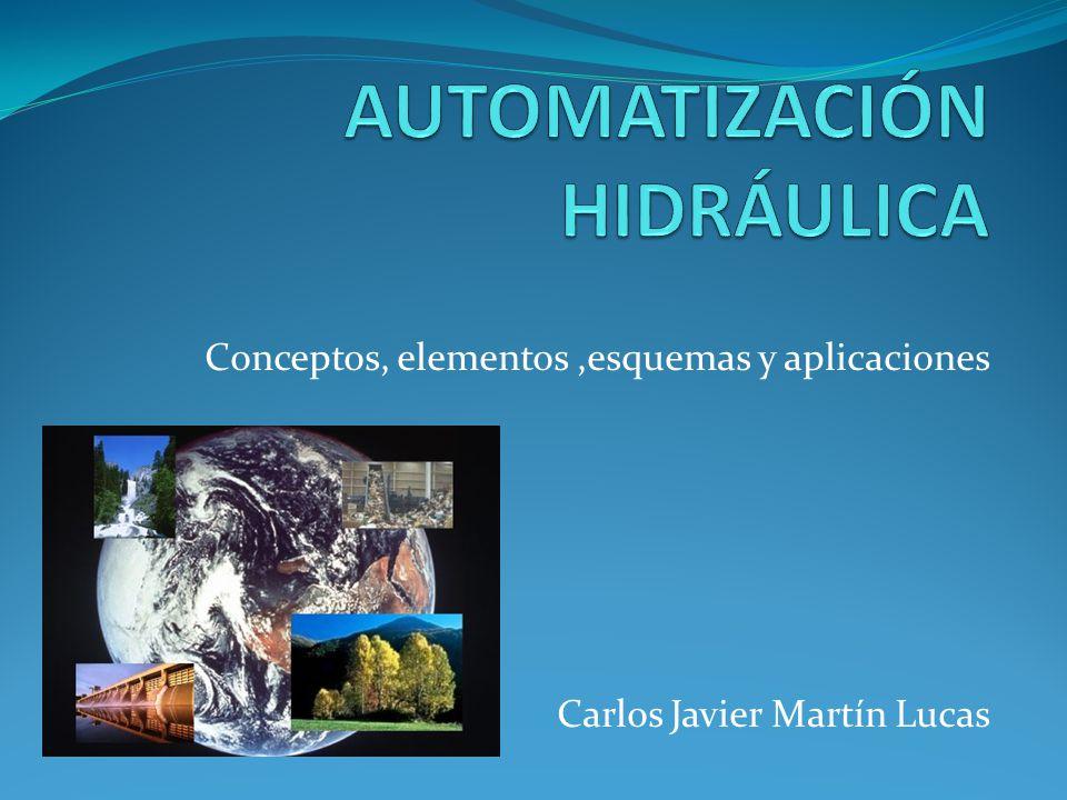 Conceptos, elementos,esquemas y aplicaciones Carlos Javier Martín Lucas