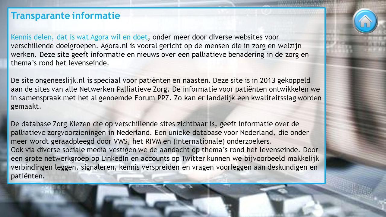 Zorg voor bijzondere doelgroepen In Nederland leven ongeveer een miljoen mensen met een verstandelijke beperking.