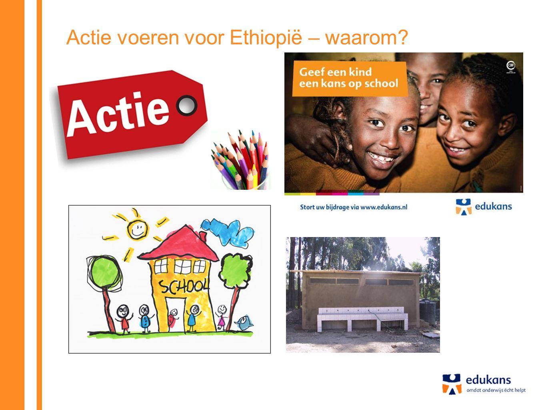 Actie voeren voor Ethiopië – hoe?