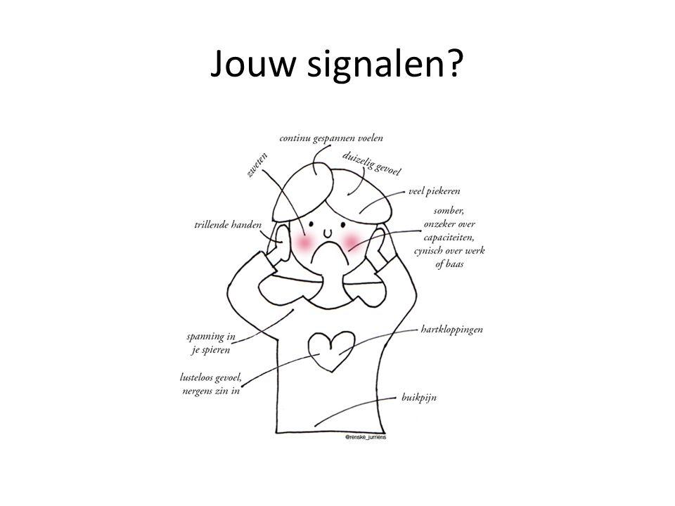 Jouw signalen?