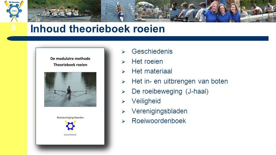 9 J-haal ( -haal)  Didactische naam voor de Nederlandse roeihaal.