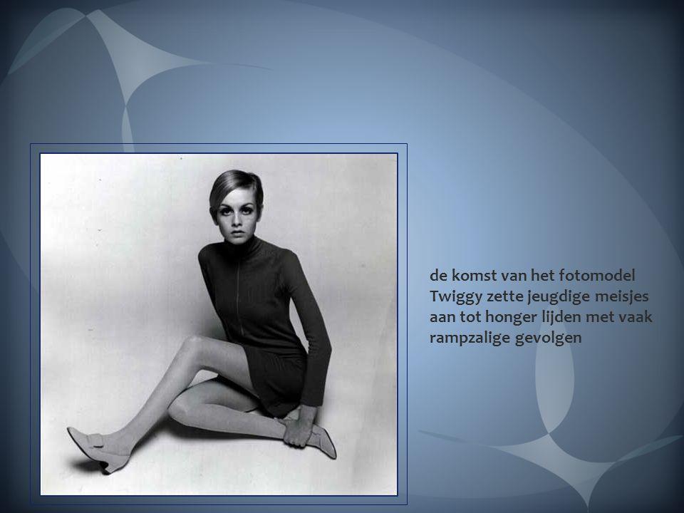 De mode in de jaren 60 onderging een totale metamorfose toen Mary Quant de minirok op de markt bracht, even later gevolgd door de Hot-Pants