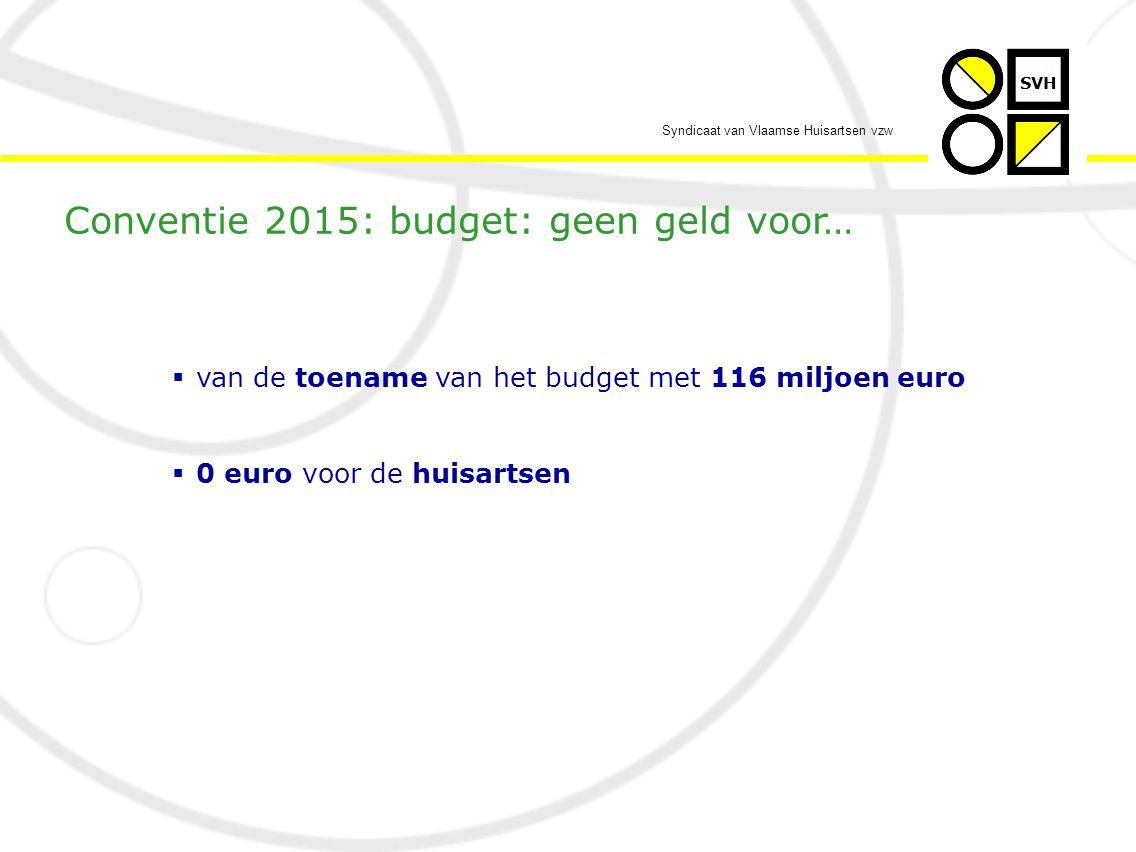 Syndicaat van Vlaamse Huisartsen vzw  mbt RDB: De verplichting is er teveel aan – laat de huisarts beslissen en tegemoetkomen aan de echte noden van de patiënt.